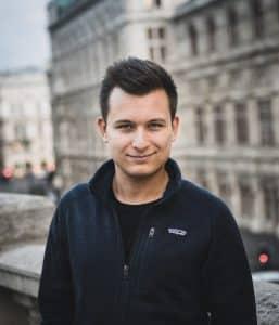 Lukas Ganster Portrait